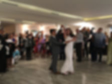 Wedding First Dance Brett Brisbois Events DJ Entertainment