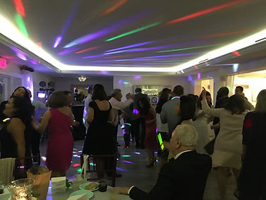 Wedding DJ Dancing, Brett Brisbois Events, Harbour House Oceanfront Venue