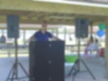 Brett Brisbois Events DJ Entertainment Bear Lake Club House, Apopka, Florida