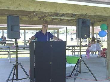 Brett Brisbois Events DJ Entertainment Bear Lake Club House, Apopka, Florida