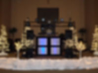 Winter Wonderland Theme, Themed Events, Brett Brisbois Events, Florida, DJ service