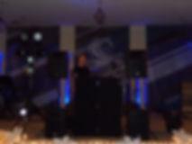 DJ Brett Brisbois Central Brevards Christian Co-op school dance