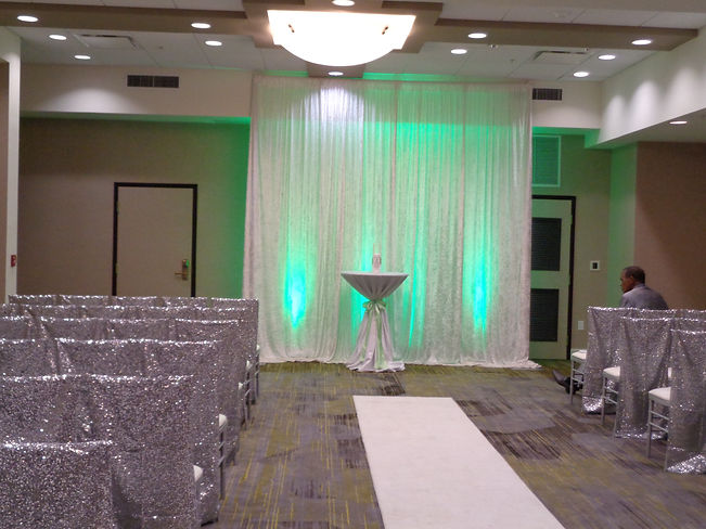 Courtyard by Marriott, Cocoa Beach, Cape Canaveral, DJ Brett Brisbois Wedding services