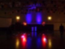 Brett Brisbois Events - Project Graduation 2016 Setup