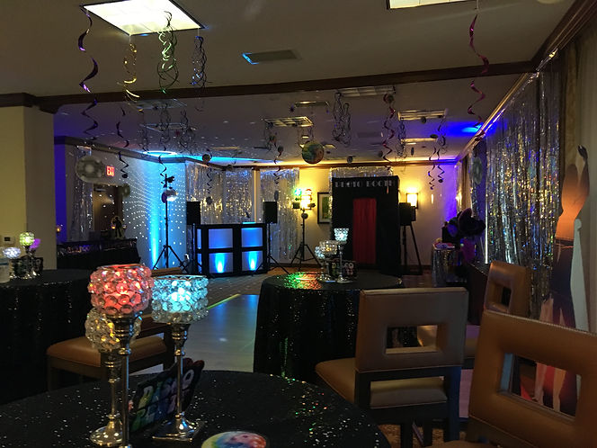 70's Disco party, Themed event, Brett Brisbois Events, Florida, DJ Service