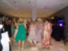 Wedding DJ, Hilton Melbourne Beach Oceanfront, Brett Brisbois Events, Dancing, Party