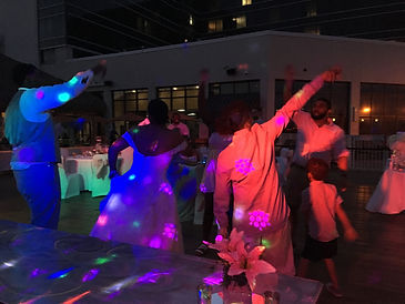 Dancing on the Deck, Cocoa Beach Hilton, Brett Brisbois Events
