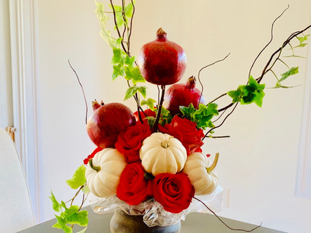 The Perfect Pomegranate