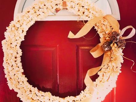 A Wreath that Pops