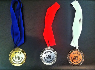 Auditions Festival Medals