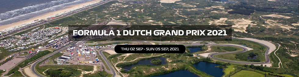 Dutch Formula 1 Grand Prix buy paddock club passes and F1 tickets by F1 Experiences