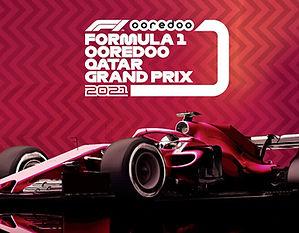 2021 QATAR F1 Grand Prix