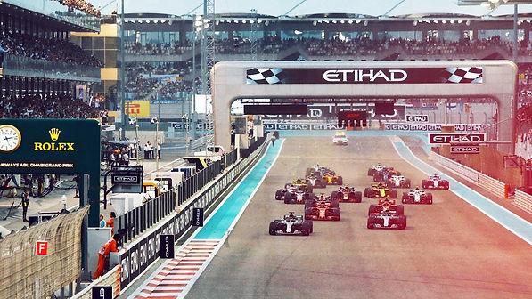 Abu Dhabi F1 TICKETS VIP Experience 2021