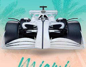 2022 MIAMI F1 GRAND PRIX TICKETS