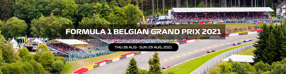 Belgian Formula 1 Grand Prix Buy Paddock Club passes and F1 tickets