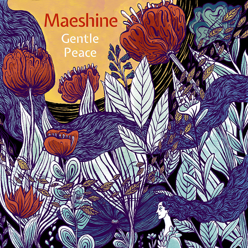 Gentle Peace' album by Maeshine