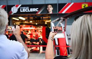 Italian Formula 1 Grand Prix buy a paddock club ticket by F1 Experiences