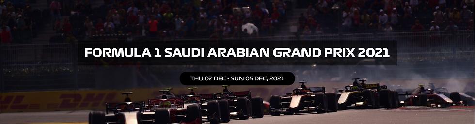 Saudi Arabia F1 ticket Paddock Club ticket Jeddah GP Saudi GP VIP tickets
