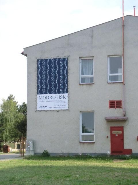 ヴィオルカの紹介するチェコの藍染め 工房