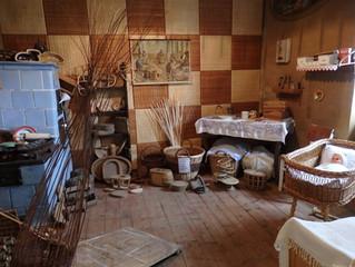 チェコの籠作りの地を訪ねて