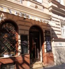 プラハ・ヴィノフラディのオーガニックレストラン