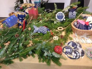ヴィオルカ クリスマスマーケットに参加しました