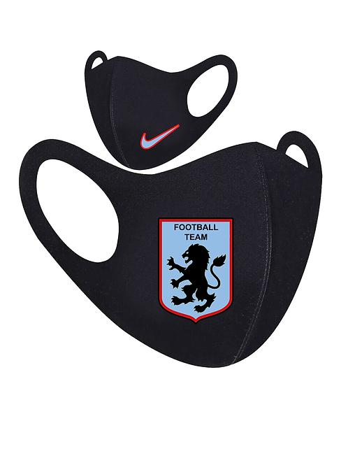 Personalised Football Team Face Mask