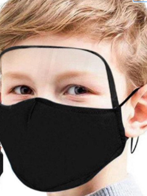 2 in 1 Kids Face mask