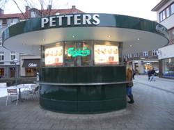Petters Hamburgerkiosk, Helsingborg