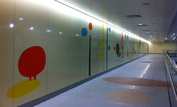 Telok-Ayer, T-banestation, Singapore