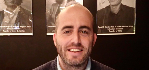 Jonathan Lewensohn - Projektledare