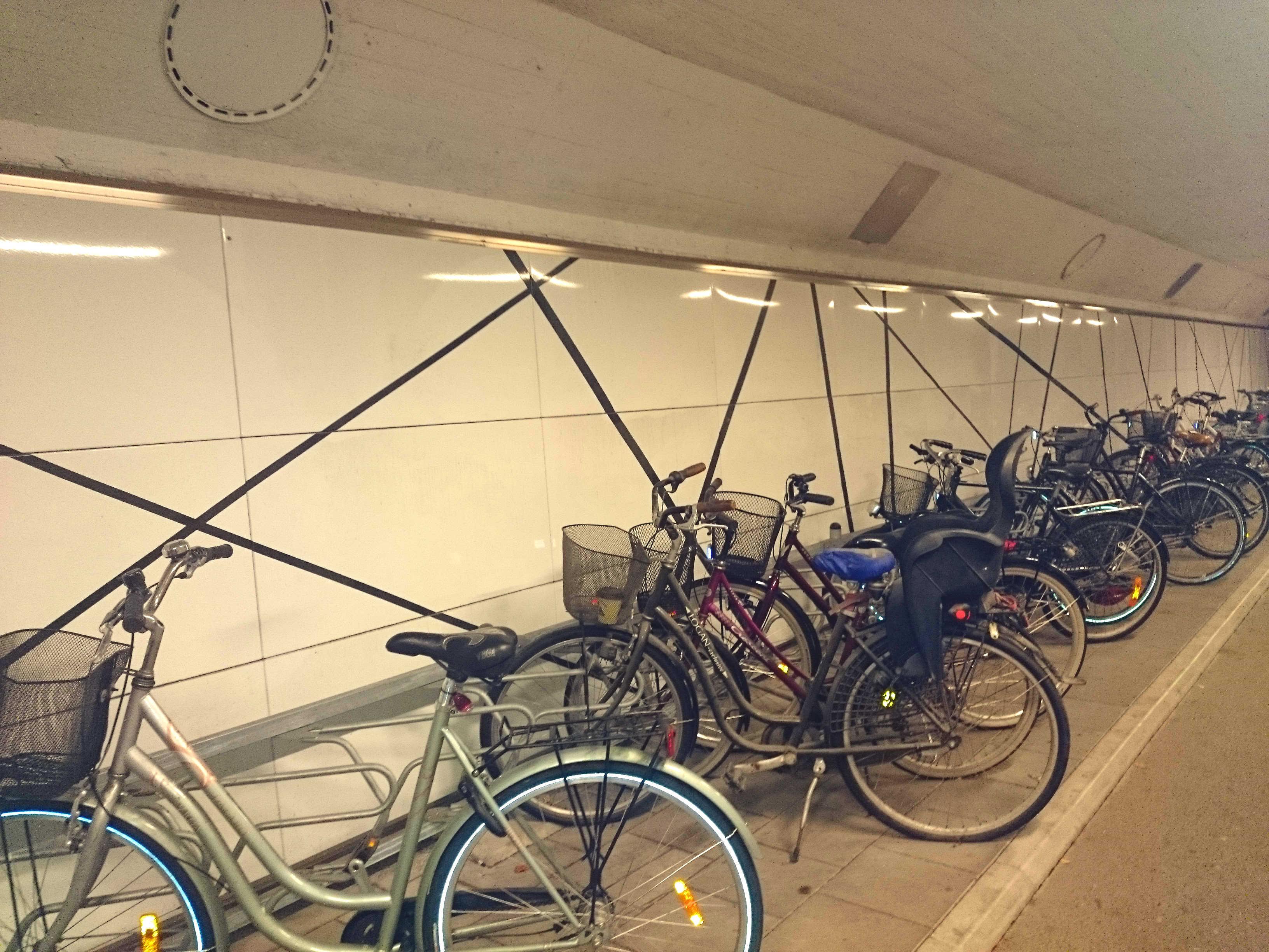 Cykeltunnel 2