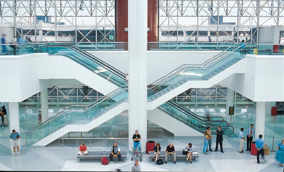 Baltimores flygplats