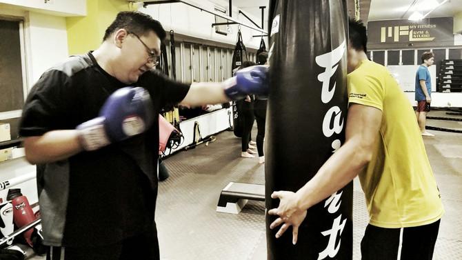 第二週 高強度訓練 提昇燒脂效果    275磅爸爸減肥大作戰