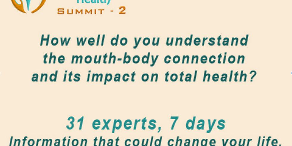Oral & Airway Health Summit