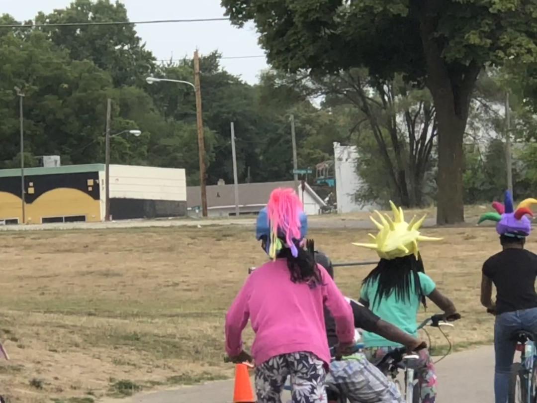 Summer Daycamp Biking