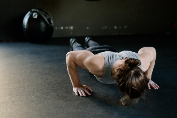 How To Do a Plyo Push-Up