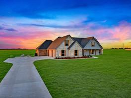"""Home on the """"Last Texas Prairie"""""""