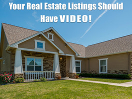 10 Crucial Reasons Your Real Estate Listing Should Have a VIDEO!