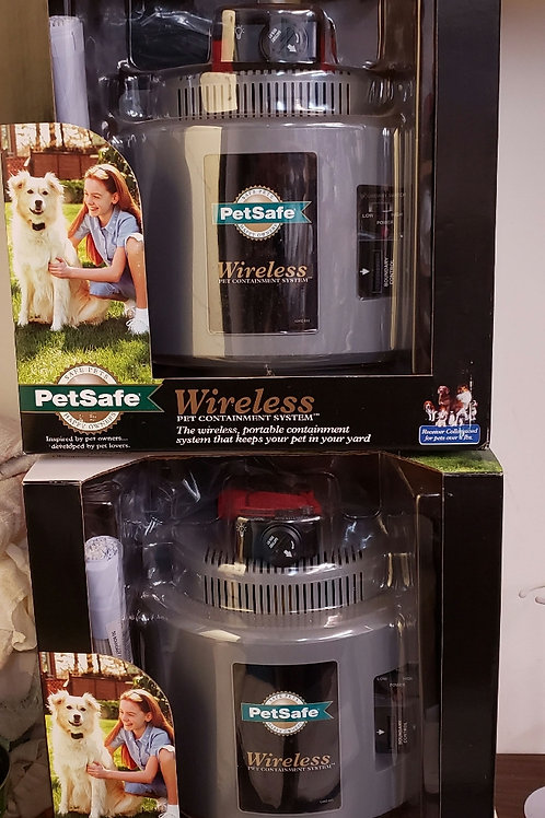 Pets are Wireless Pet Containment System