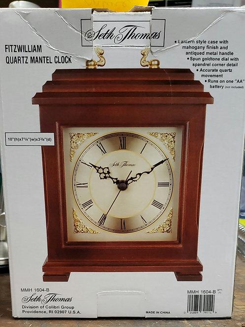 Seth Thomas Mantel Clock with Spy Camera