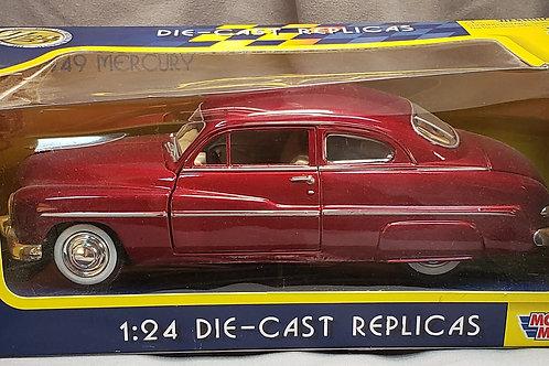 1949 Mercury Die-cast Replica
