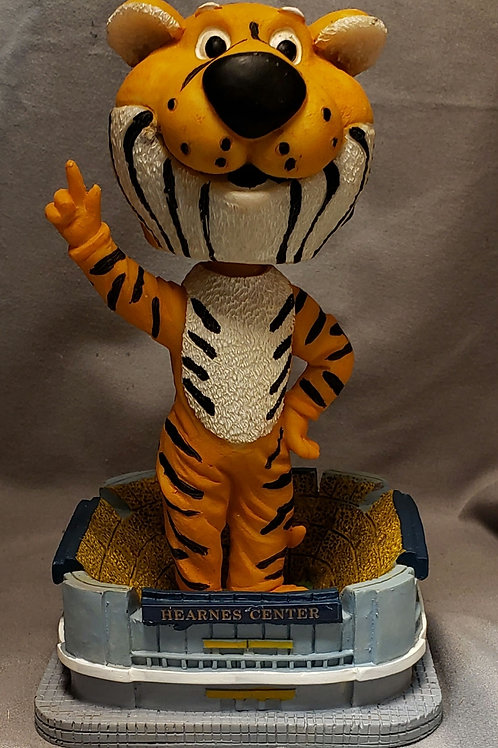 2002 Truman The Tiger Bobble Head