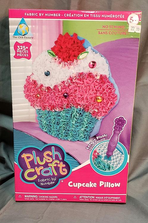 Plush Craft Cupcake Pillow Maker