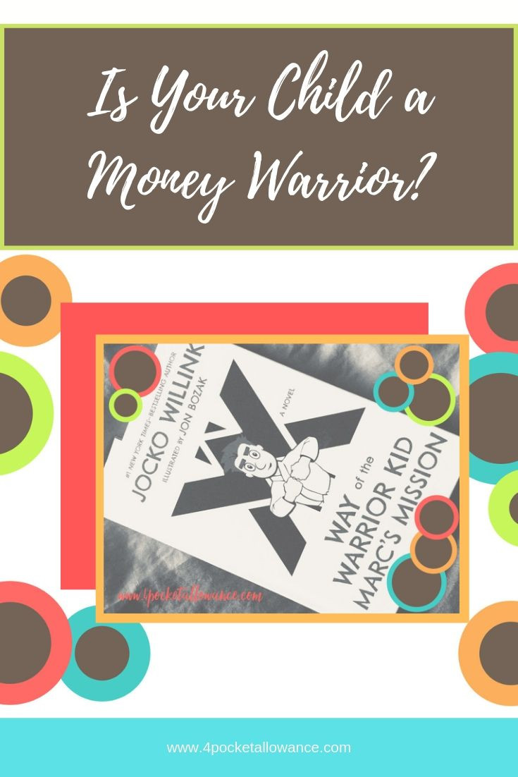 Attention Money Warriors, Ideas for parents about allowances and teaching kids about money and financial literacy, #4PocketAllowance