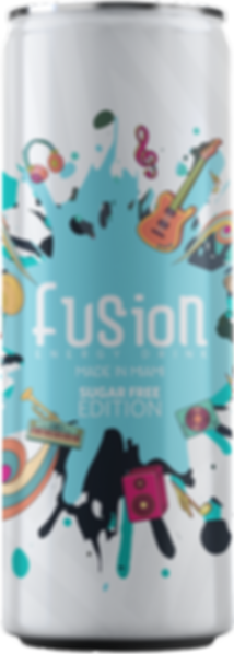 fusion energy drink can miami