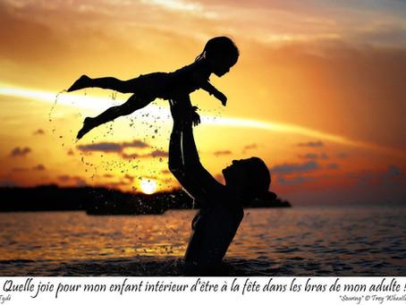 Devenir le bon parent de  son enfant intérieur