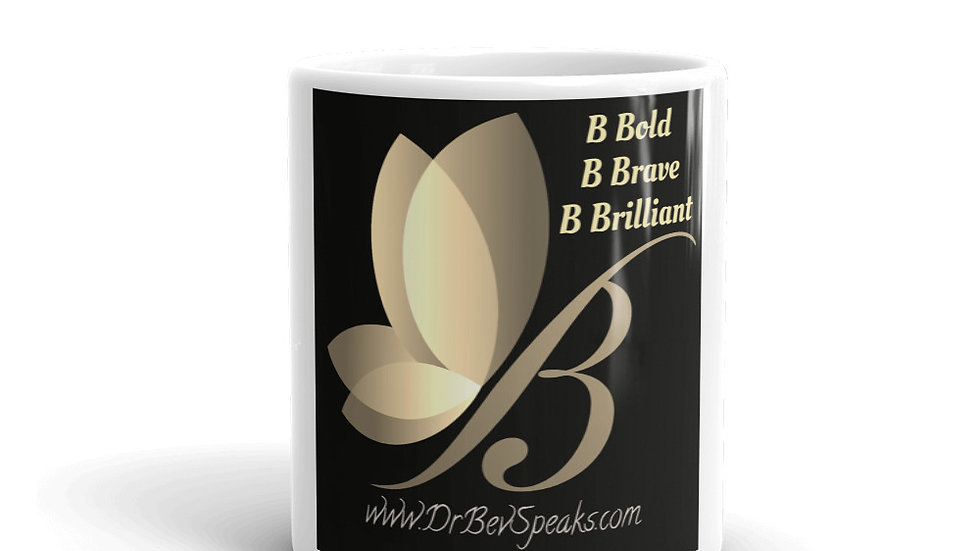 B Logo  Mug