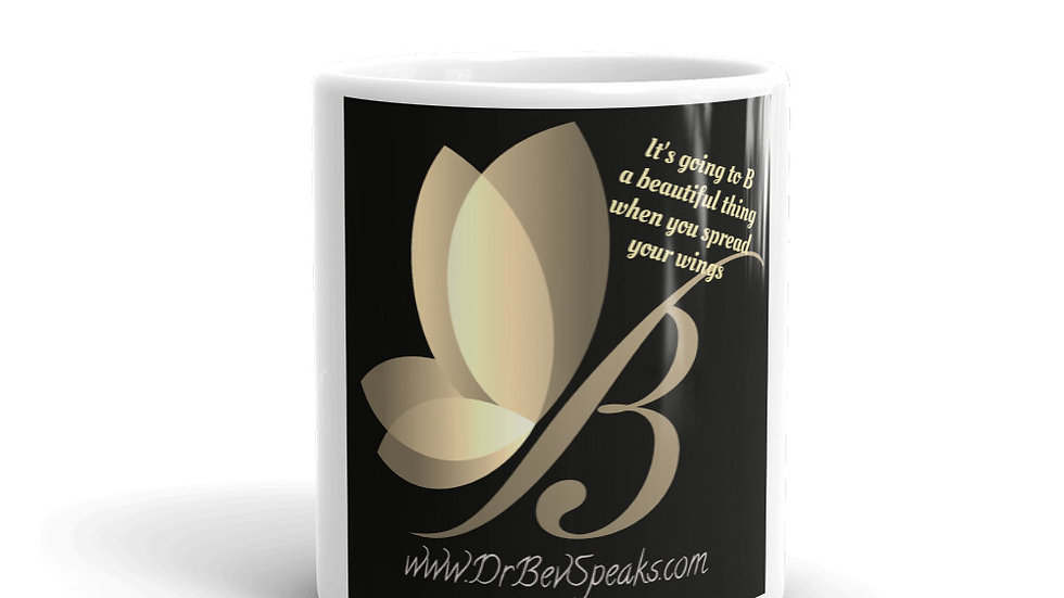 Logo Beautiful Wings Mug