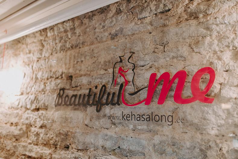 Beautiful Me logo (Estonia)